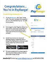 PayRange Order Insert