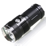 DS608 - High Strength Outdoor LED Flashlight 2000 Lumens W/Rechargable Battery