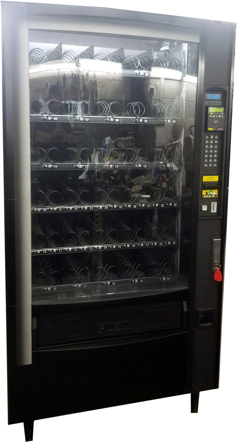 Snack Vending Machine Sales