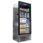 DS319A - Imbera G319 Single Door Cooler, Stainless- With Health Lock & Key