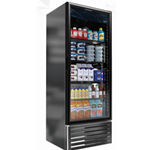 DS321 - Imbera G319 Single Door Cooler, Black on Black