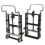"DS52397 - Strongway Hydraulic Vending Machine Mover Set, 3960 lb. Capacity, 10"" Lift"